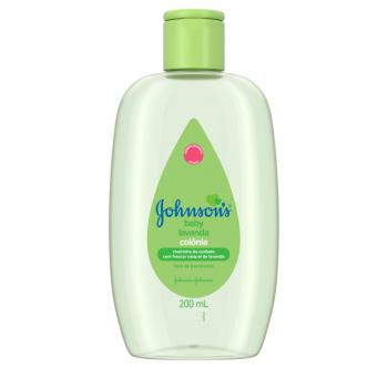 Colonia Infantil Johnsons & Johnsons Lavanda 200ml