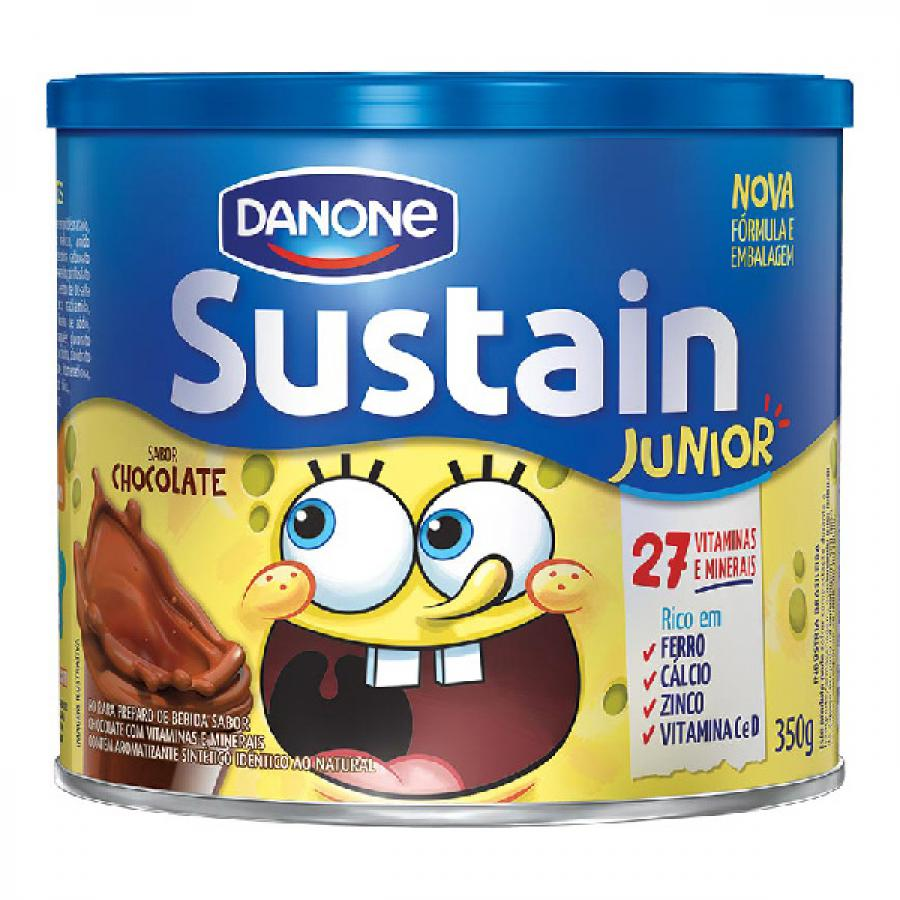 SUSTAIN JUNIOR CHOCOLATE 350GR