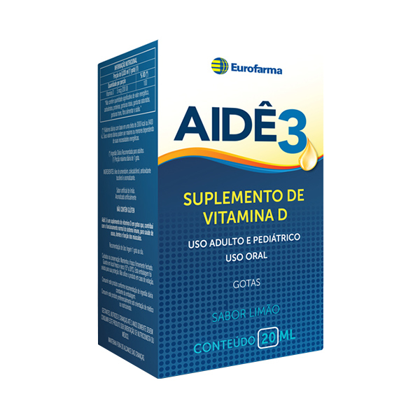 Aide 3 Solucao Oral 20ml