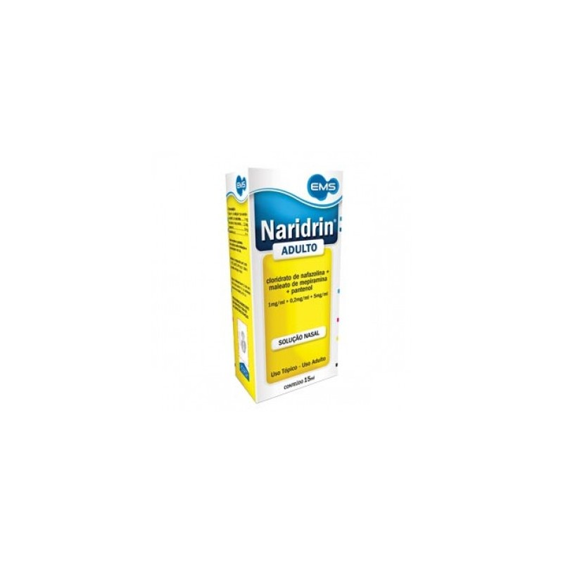 Naridrin Adulto Gotas 15ml