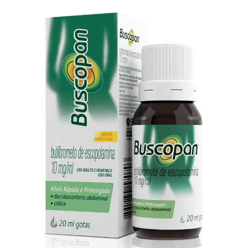 Buscopan 20mL Gotas