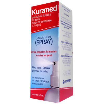Kuramed 20mg + 1,30mg 50mL
