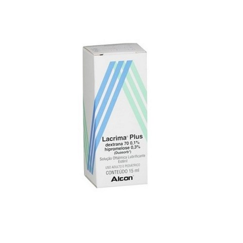 Lacrima Plus Colirio 15mL