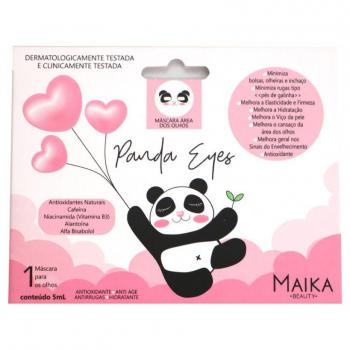 MASCARA FACIAL PANDA EYES MAIKA BEAUTY 1 UN