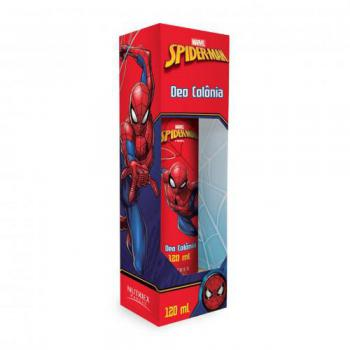 DEO COLONIA NUTRIEX SPIDERMAN 120ML