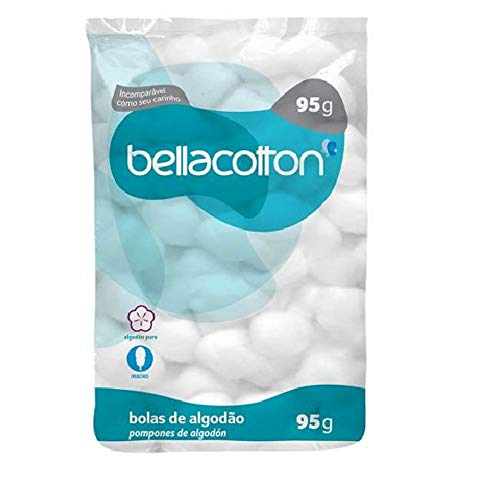 ALGODAO BELLA COTTON  95G BOLAS