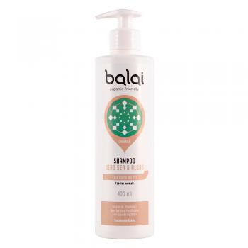 SHAMPOO DEAD SEA & ALGAS BALAI ORIENTE EQUILIBRIO DO PH 400ML