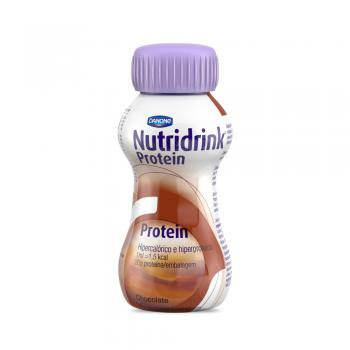 NUTRIDRINK PROTEIN CHOCOLATE 200ML